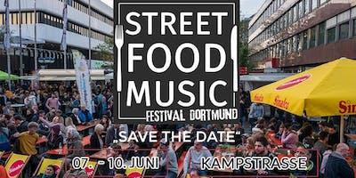 5. Street Food & Music Festival Dortmund