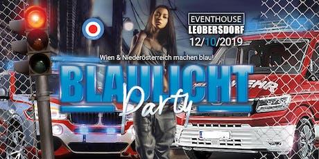Blaulichtparty Niederösterreich Tickets