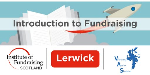 Introduction to Fundraising - Shetland (Lerwick)