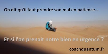 Voyage initiatique dans le désert marocain / trek et méditation mindfulness tickets
