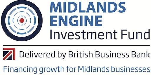 Midlands Engine Investment Fund:          One Year On