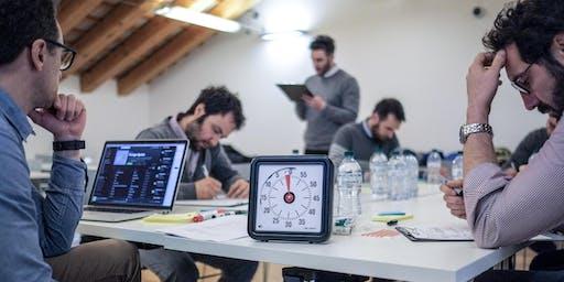 Design Sprint Bootcamp: corso full immersion di 2 giorni.