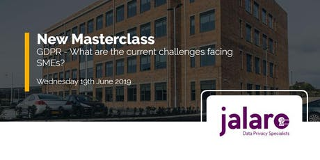 Masterclass: GDPR – One Year On! tickets