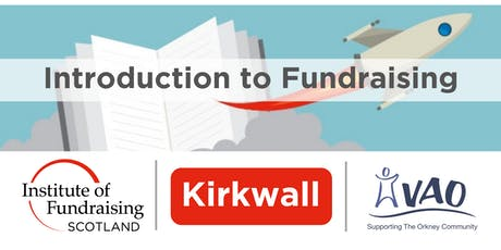 Introduction to Fundraising - Orkney (Kirkwall) tickets