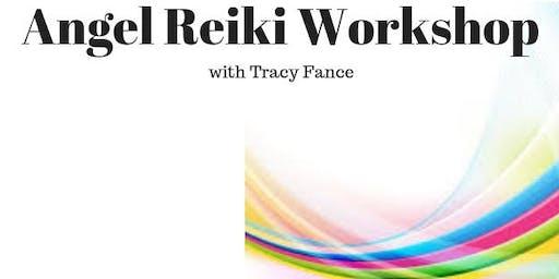 Angel Reiki Practitioner Course - Levels I & II (Midweek)