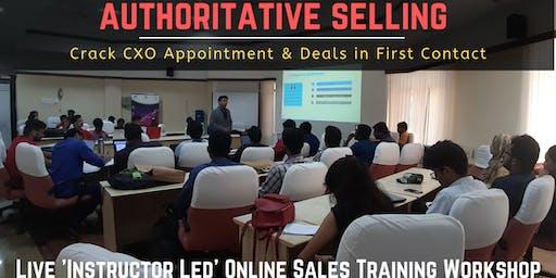 Sales Training in Hyderabad