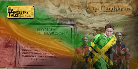 Jamaica's First Maroon War: A Black and British History tickets