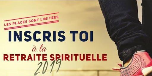 Retraite des JEUNES d'Impact de Montréal 2019