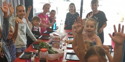 Frigg Kids Holiday Cooking Classes
