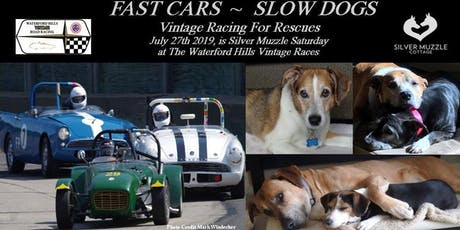 Silver Muzzle Saturday at the 2019 Waterford Hills Vintage Races tickets