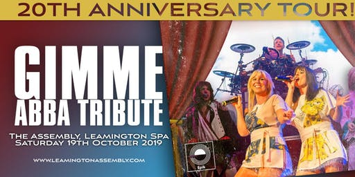 Gimme ABBA (The Assembly, Leamington Spa)