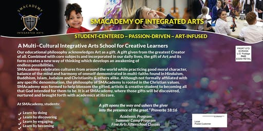 $79 for One Week of Fine Arts Afterschool Program