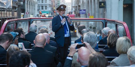 Sir Peter Hendy Guided Tour of the West End tickets