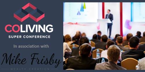 Co-living Super Conference - Summer 2019