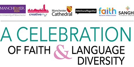 A Celebration of Faith and Language Diversity tickets