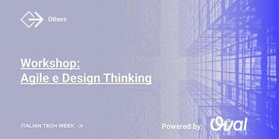 Italian Tech Week | Workshop: Agile e Design Thinking