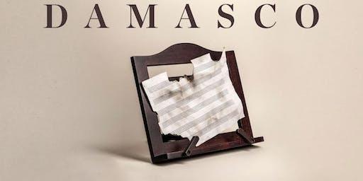 Presentación en Bilbao de 'Damasco: El silencio de la guerra'