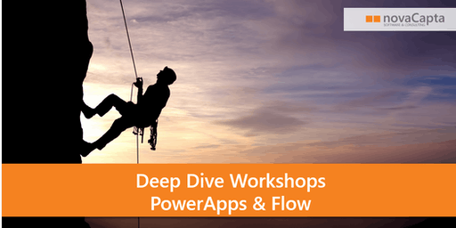 Deep Dive PowerApps und Flow Workshops