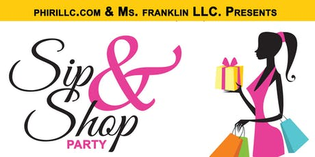 SIP & SHOP PARTY @phiri / JULY 20th tickets
