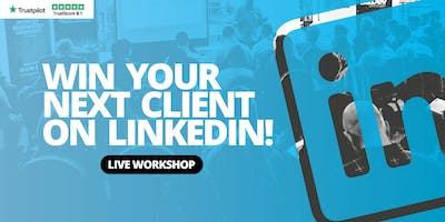 Win your next client on LinkedIn - LinkedIn for Sales - COVENTRY