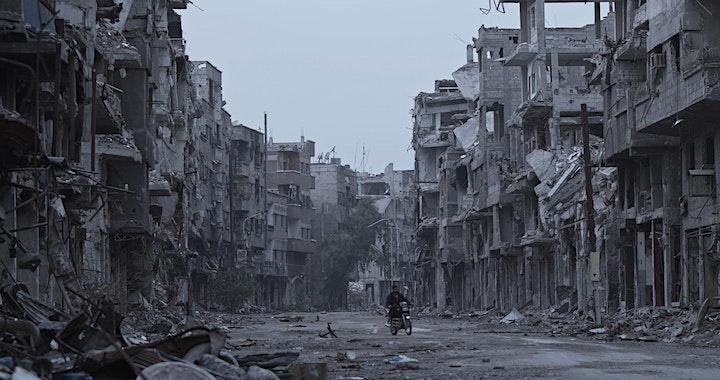 Imagen de Presentación en Bilbao de 'Damasco: El silencio de la guerra'