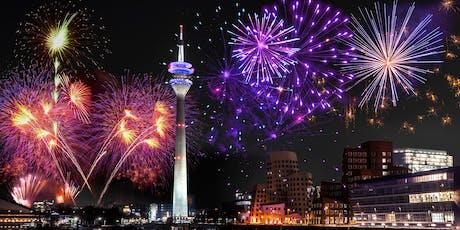 Exklusiv und Zweitägig: Faszination Feuerwerk am 25.05. in Düsseldorf Tickets