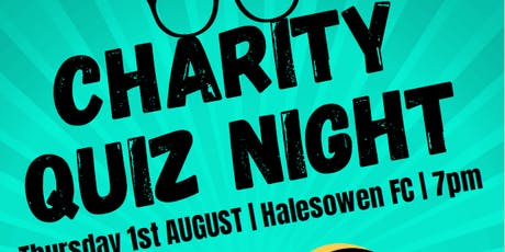 EBC Charity Quiz Night tickets
