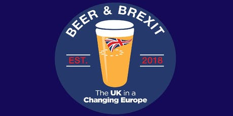 Beer and Brexit: Kwasi Kwarteng MP tickets
