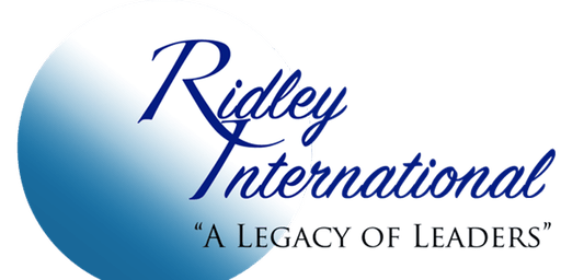 Ridley International Leadership School - August 2019