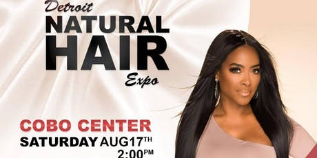 Detroit Natural Hair Expo tickets