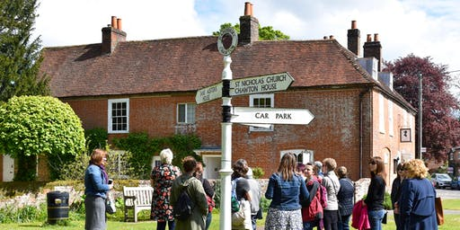 Guided Walk: In Jane Austen's Footsteps