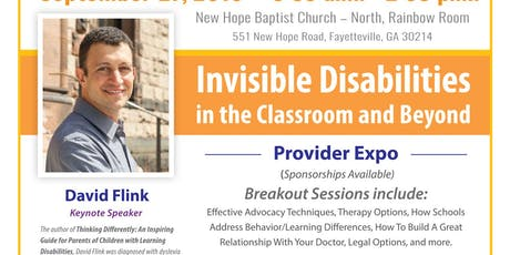 Southside Symposium: Invisible Disabilities  tickets