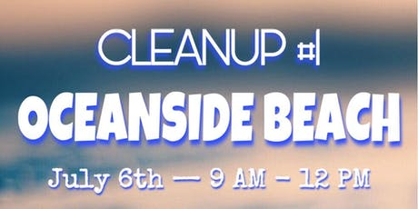 WCITB CLEANUP #1 — OCEANSIDE tickets