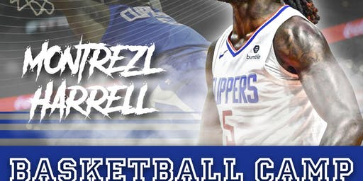 Montrezl Harrell Free Basketball Camp