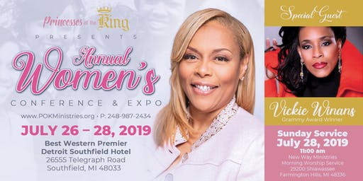 2019 POK Women's Conference