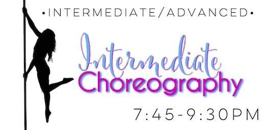 Monday 6/17-- Intermediate/advanced