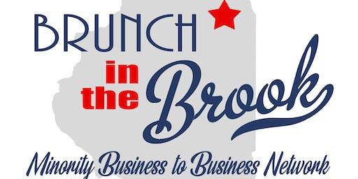 Brunch In The Brook (June 2019) hosted by Village Trustee Sheldon Watts