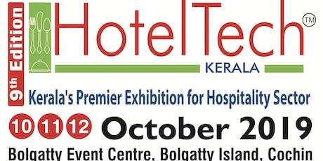 HotelTech Kerala 2019 tickets