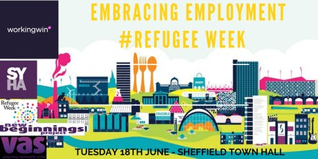 Embracing Employment for Refugees and Migrants tickets