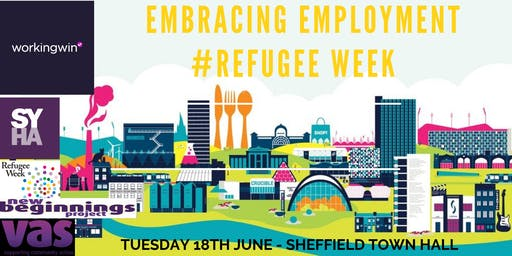 Embracing Employment for Refugees and Migrants