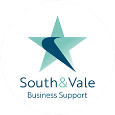 South and Vale Business Support logo