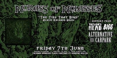 Morass Of Molasses Album Launch Party
