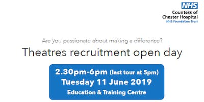 Countess of Chester Theatres Recruitment Open Day