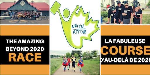 Amazing Race 2019 - La Fabuleuse course 2019 (NBFYN/RJFFNB)