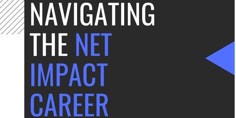 Navigating the Net Impact Career tickets