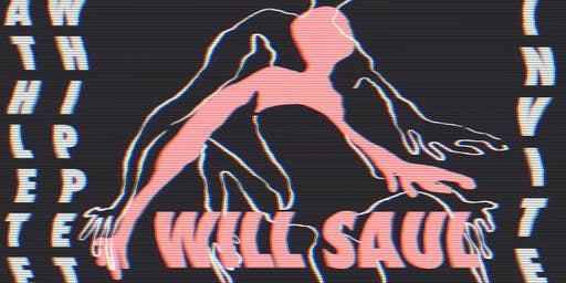 Athlete Whippet Invite: Will Saul :: Free With RSVP
