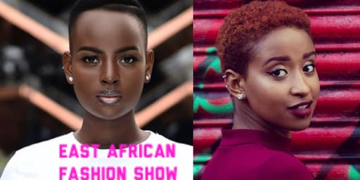 East African Fashion Show in UK