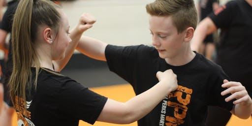 Kids Krav Maga Taster Session
