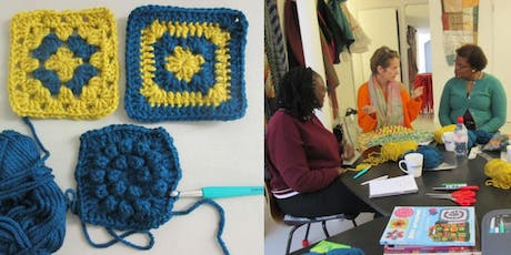 Next Steps! Crochet Workshop tickets