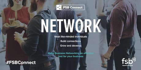 #FSBConnect Bedford Networking tickets